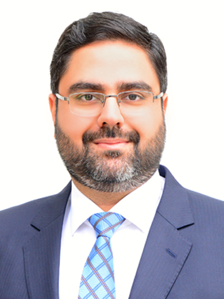 Muhammad Hamza Sarosh VP RCCI