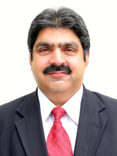 Nosherwan Khalil Khan SVP RCCI