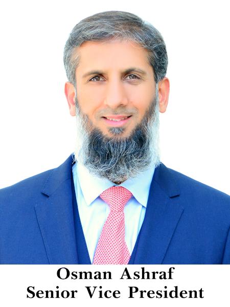 Mr. Osman Ashraf - SVP RCCI