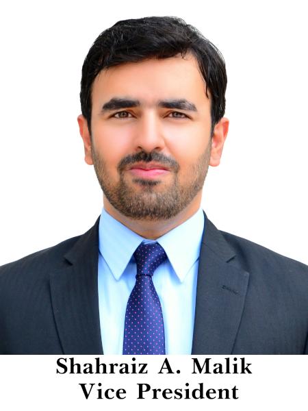 Mr. Shahraiz A. Malik - VP RCCI